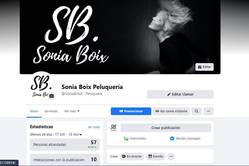 Sonia Boix Peluquería